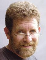 Clay Bennett, winner of the 2007 Curie UN Cartoon Award