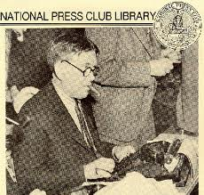 Mencken at 1948 Democratic Convention