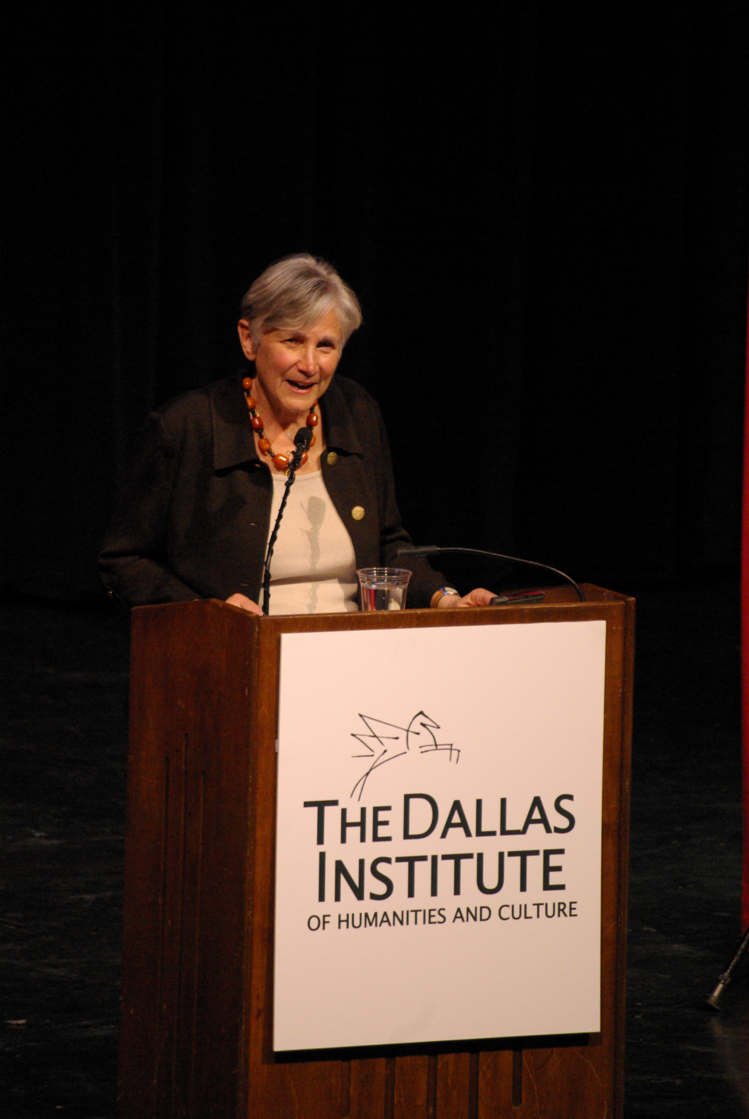 Dr. Diane Ravitch. Photo by Ed Darrell