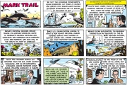Mark Trail strip on NOAA's 200th-2D-MarkTrail650