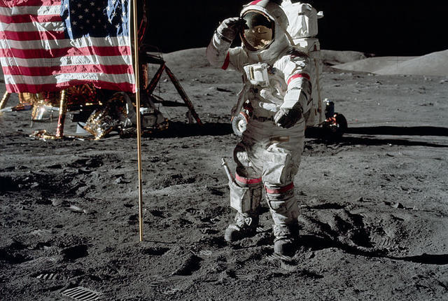 Who Were The First Man To Land On The Moon 32