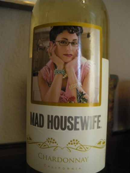 Mad Housewife Chardonnay - IMGP2636 Photo by Ed Darrell, Creative Commons license