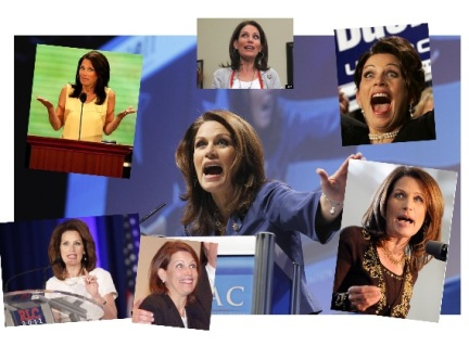 Bachmann Scream Screen -- Out of Context