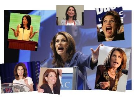 Bachmann Scream Screen -- Out of Context