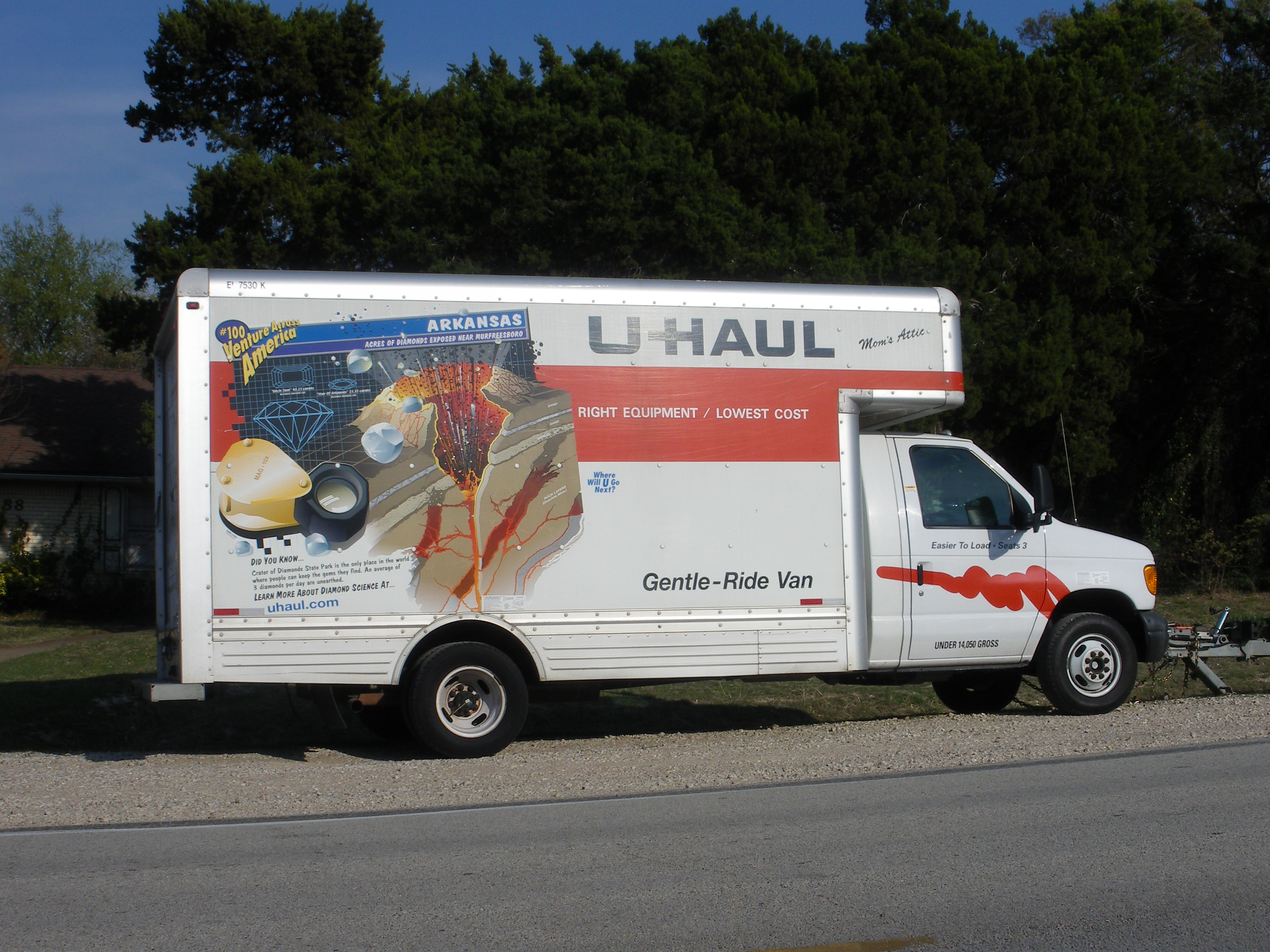 Is Your Science Class As Smart As A U Haul Truck Millard