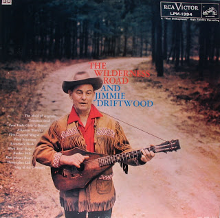 Cover of Jimmy Driftwood's