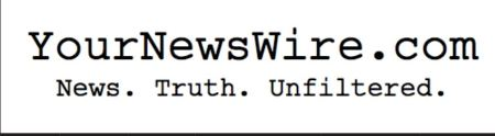 Masthead of hoax news site. When you see this URL, you can be quite certain the more salacious claims are hoaxed.