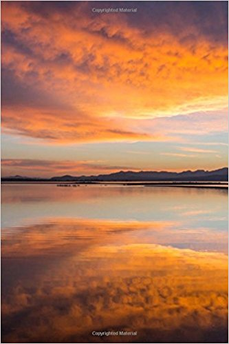 "From ""Sunrise at Yellowstone Lake Journal,"" available from Amazon.com/UK"