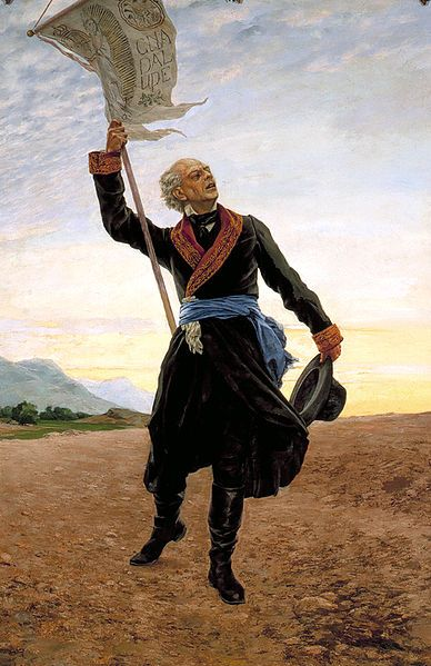 September 16, 2018, Mexican Independence Day celebrated:  Grito de Dolores!